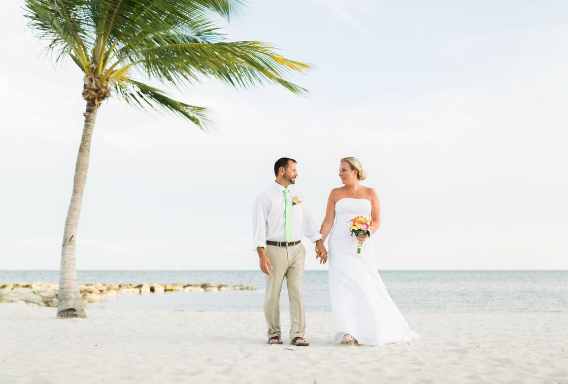 Four Benefits Of A Beach Wedding Aaron S Key West Weddings